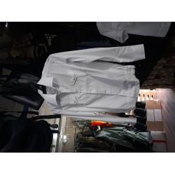 ☆ Рубашка белого цвета с длинными рукавами для суворовцев и кадетов.